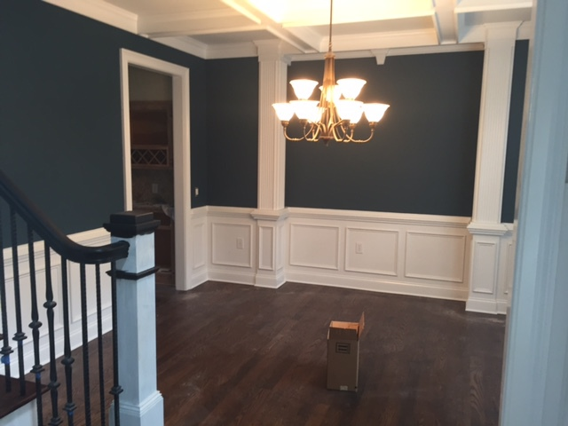 Interior Dining room (After)